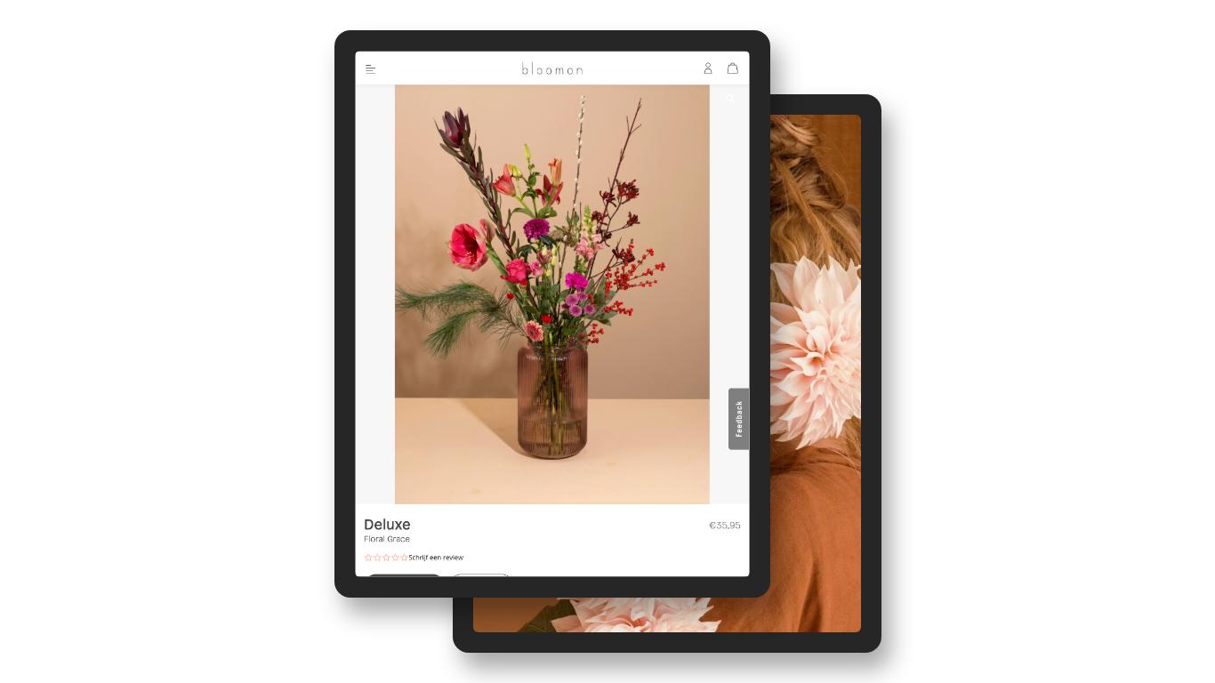 Bloomon op Shopify | Code