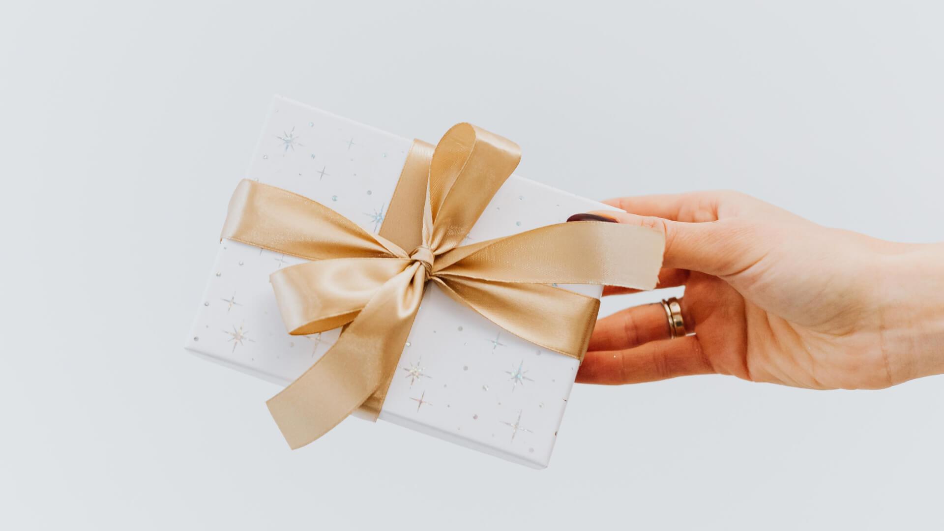 Persoonlijk cadeautje | Code