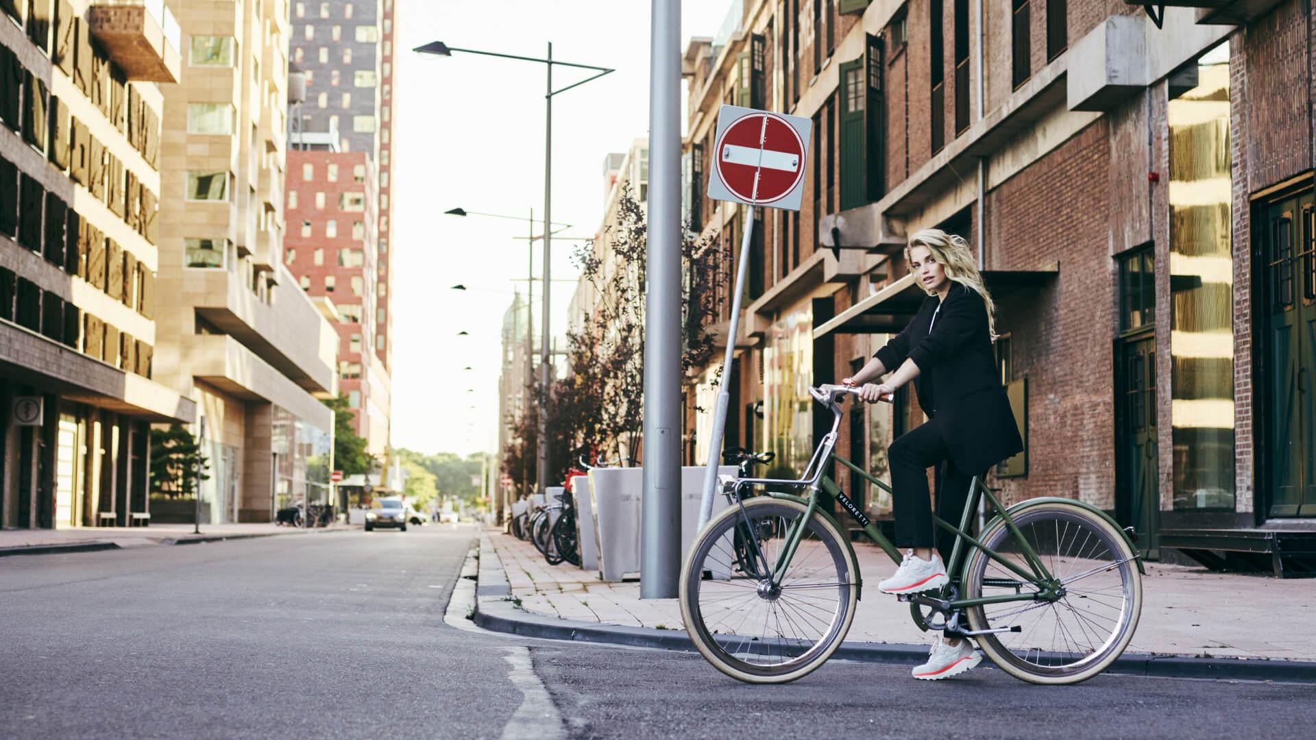 Veloretti fiets Nederland | Code